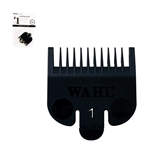 WAHL CLIPPER GUIDE #1 SIZE 1/8″ BLACK #3114-001