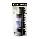 WAHL CLIPPER GUIDE 4 PC PACK (SIZE 1/8″, 1/4″, 3/8″, 1/2″) #3160-100