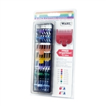 WAHL CUTTING GUIDES 8 PC PACK (SIZE 1/8″, 1/4″, 3/8″, 1/2″, 5/8″, 3/4″, 7/8″, 1″) #3170-400