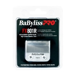 BABYLISS PRO CLIPPER BLADE HIGH-CARBON STAINLESS STEEL #FX801R (FITS TO : FXF880, FX870RG, FX870G)