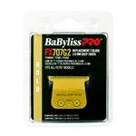 BABYLISS PRO BLADE GOLD T-BLADE 2.0 MM #FX707G2