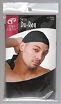 TITAN DURAG BLACK #11102 (12PC)