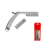 ANNIE HAIR SHAPER WITH TWO GUIDES #5102 (12 Pack)