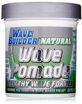 WaveBuilder Natural Wave Pomade | Healthy Hair & Scalp Formula Promotes Hair Waves, 3 Oz
