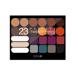 NICKA K EYESHADOW PERFECT 23 MATTE COLOR #ST-AP9B (12 Pack)