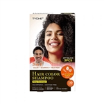 Tyche Hair Color Shampoo (Off Black 3 PCS)