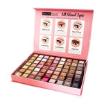 BEAUTY TREATS BEAUTY VAULT ALL ABOUT EYES #996R (3 Pack)