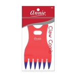 ANNIE CLAW COMB ASSORTED COLOR #24 (12 Pack)