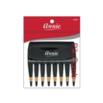 ANNIE PIK COMB TWO TONE ASSORTED COLOR #218 (12 Pack)