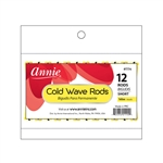 ANNIE COLD WAVE ROD SHORT 12 CT YELLOW #1114