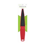 ANNIE LONG PEDICURE FILE ASSORTED COLOR #5353 (12 Pack)