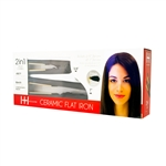 ANNIE HOT & HOTTER CERAMIC FLAT IRON 2 IN 1 VALUE COMBO 5/8″, 1″ #5873