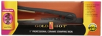 GOLD N HOT CRIMPING IRON #3010