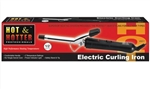 "Annie Hot & Hotter electric curling iron 1/2"" #5817 (EA)"