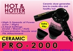 Annie Hot & Hotter hair dryer #5855 (EA)