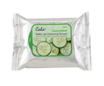 MAKE-UP REMOVER CLEANSING TISSUES: CUCUMBER (DZ)