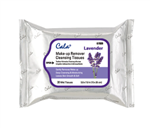 MAKE-UP REMOVER CLEANSING TISSUES: LAVENDER (DZ)