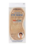 GEL BEADS EYE MASK (GOLD)