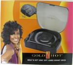 Gold & Hot jumbo bonnet dryer #3984