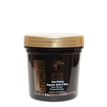 African Essence Non-Flaking Styling Gel Black (Protein) (8 oz)