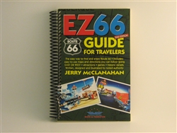 Route 66: EZ66 Guide for Travelers, 4th Edition by Jerry McClanahan