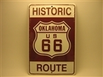 Historic State Route 66 Sign (All 8 States)