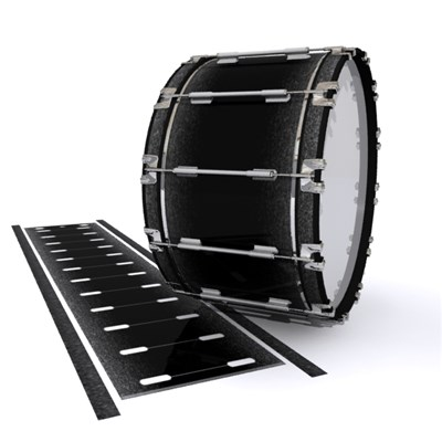 Dynasty 1st Generation Bass Drum Slip - Asphalt (Neutral)