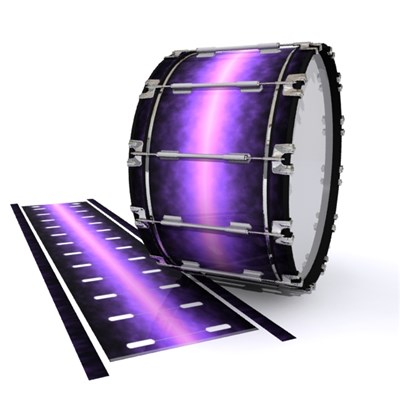 Dynasty 1st Generation Bass Drum Slip - Galactic Wisteria (Purple)