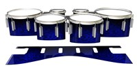 Dynasty 1st Generation Tenor Drum Slips - Andromeda Blue Rosewood (Blue)