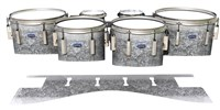 Dynasty Custom Elite Tenor Drum Slips - Alaskan Woodchip (Neutral)