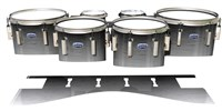 Dynasty Custom Elite Tenor Drum Slips - Arctic Night Fade (Neutral)
