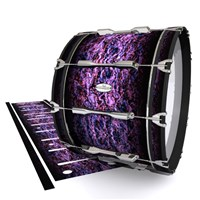Pearl Championship Maple Bass Drum Slip - Alien Purple Grain (Purple)