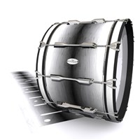Pearl Championship Maple Bass Drum Slip - Arctic Night Fade (Neutral)