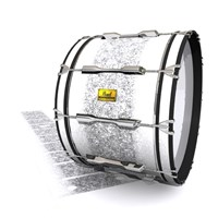 Pearl Championship Maple Bass Drum Slip (Old) - Alaskan Woodchip (Neutral)