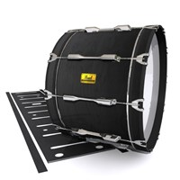 Pearl Championship Maple Bass Drum Slip (Old) - Black Stain (Neutral)