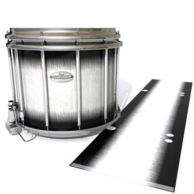 Pearl Championship Maple Snare Drum Slip - Black Magic Fade (Neutral)