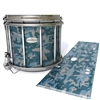 Pearl Championship Maple Snare Drum Slip - Blue Slate Traditional Camouflage (Blue)