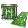 Pearl Championship Maple Snare Drum Slip - Forest Traditional Camouflage (Green)
