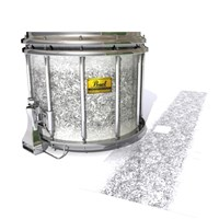 Pearl Championship Maple Snare Drum Slip (Old) - Alaskan Woodchip (Neutral)