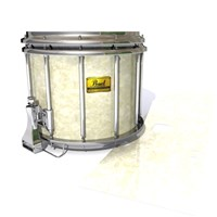 Pearl Championship Maple Snare Drum Slip (Old) - Antique Atlantic Pearl (Neutral)