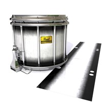 Pearl Championship Maple Snare Drum Slip (Old) - Black Magic Fade (Neutral)