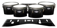 Pearl Championship CarbonCore Tenor Drum Slips - Asphalt (Neutral)