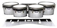 Pearl Championship CarbonCore Tenor Drum Slips - Black Magic Fade (Neutral)