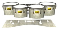 Pearl Championship Maple Tenor Drum Slips (Old) - Antique Atlantic Pearl (Neutral)