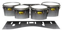 Pearl Championship Maple Tenor Drum Slips (Old) - Arctic Night Fade (Neutral)