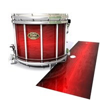 Tama Marching Snare Drum Slip - Active Red (Red)