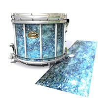 Tama Marching Snare Drum Slip - Aeriform (Blue)