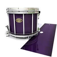 Tama Marching Snare Drum Slip - Black Cherry (Purple)