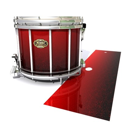 Tama Marching Snare Drum Slip - Dragon Red (Red)