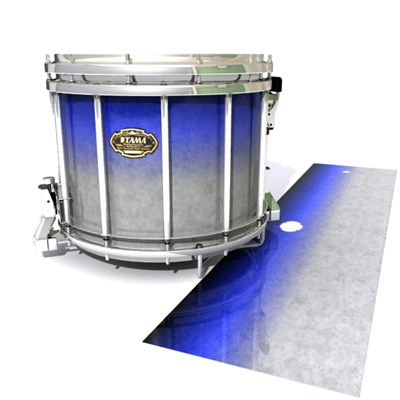 Tama Marching Snare Drum Slip - Meteorite Fade (Blue)